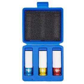 WHB Tools 5082 Schlag-Stecknuss-Satz 1/2 17-19-21mm für...