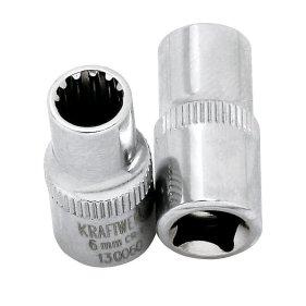 1/4 Combi-Stecknuss 4mm 130040