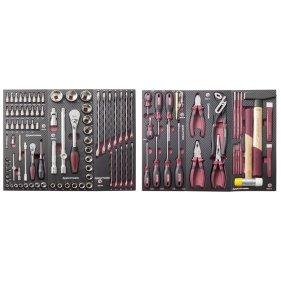 Kraftwerk 4931 Completo EVA3 Werkzeug-Zusammenstellung...
