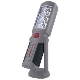 Kraftwerk 32068 Mini-LED-Handlampe 18+3 LEDs