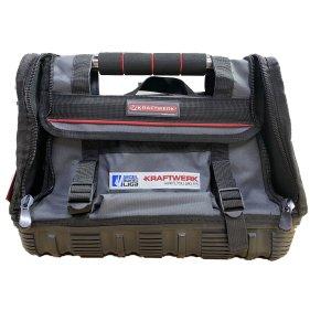 Kraftwerk 3958 Universal Werkzeugtasche mit Bügel 10 Ltr.