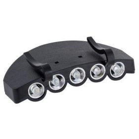 Kraftwerk 32060 Baseball-Mützenlicht 5 LED