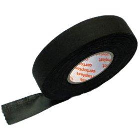 Certoplast Baumwoll Isolierband 19mm x 25m schwarz