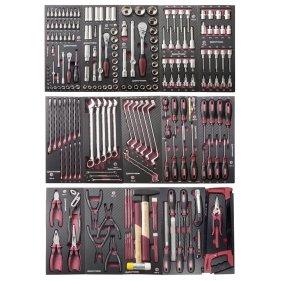 Kraftwerk 4933 Completo EVA3 Werkzeug-Zusammenstellung...