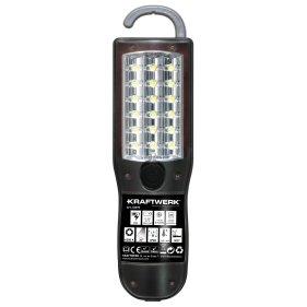Kraftwerk 32075 LED-Akku-Handlampe COMPACT 110