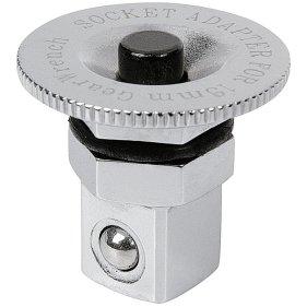 Kraftwerk 3693 Stecknuss-Adapter 1/2 Zoll 19 mm
