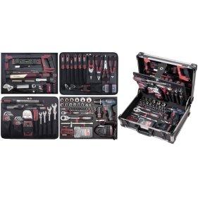 Kraftwerk 3949 AluPro Werkzeugkoffer mit BOSCH...