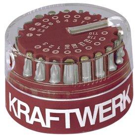 Kraftwerk 2786 Magnum Universal Bitsatz 1/4 19-tlg.