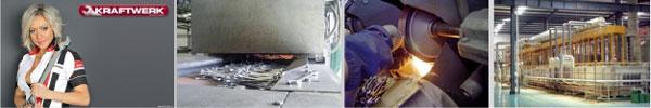 Kraftwerk Ring-Maulschlüssel von Schlüsselweite 5,5 bis 50 mm