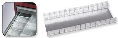 Kraftwerk 3919 Unterteiler-Einsatz 409 x 132 x 50 mm