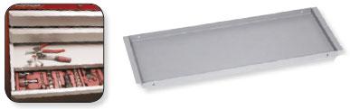 Kraftwerk 3921 Schubladeneinlage flach 20 mm